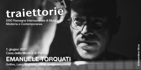 Traiettorie 2021 - Concerto Emanuele Torquati