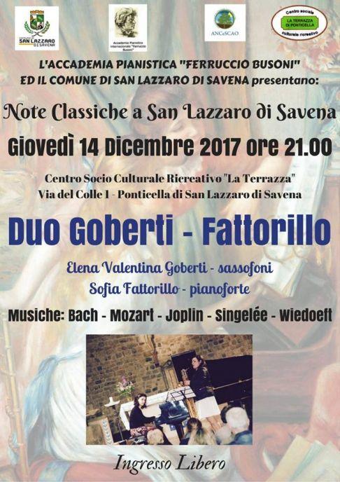 Duo Goberti-Fattorillo