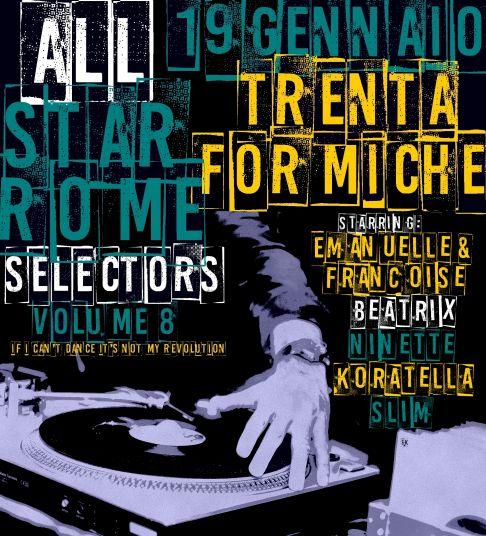 All Star Rome Selectors vol 8