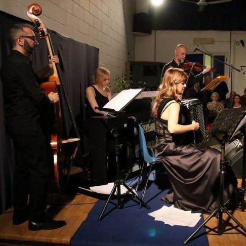Mirada de Tango Quartet