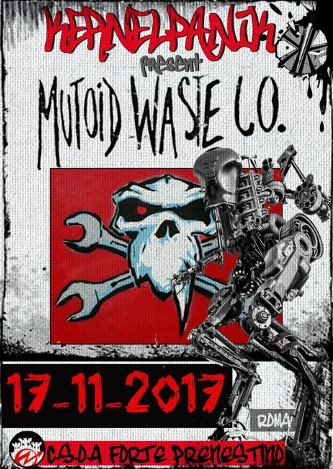 Mutoid Waste Company