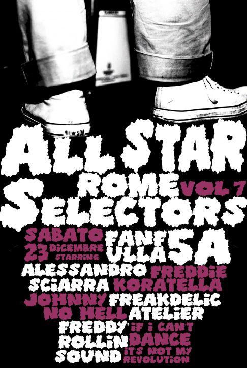 All Star Rome Selectors vol 7