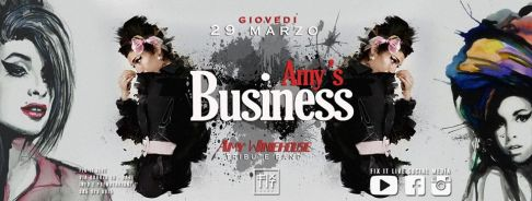 Amy's Business