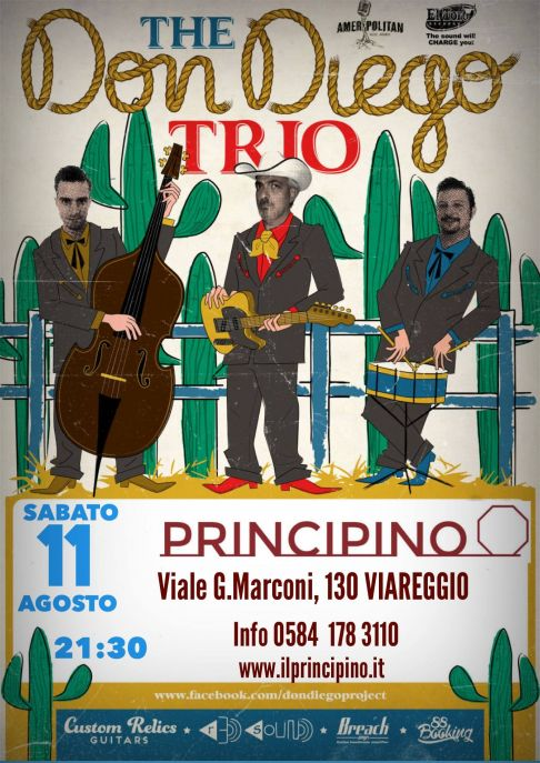 Don Diego Trio