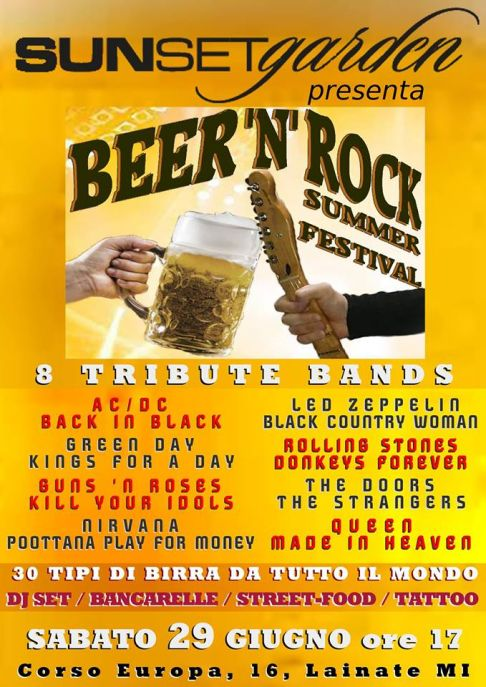 Beer'n'rock Summer Festival