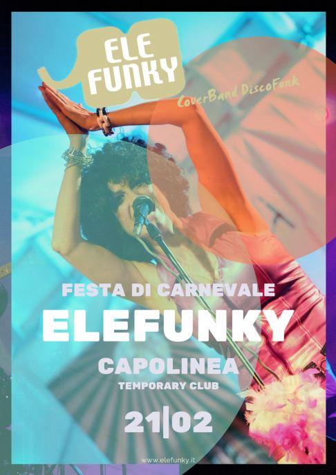 Carnevale: Elefunky
