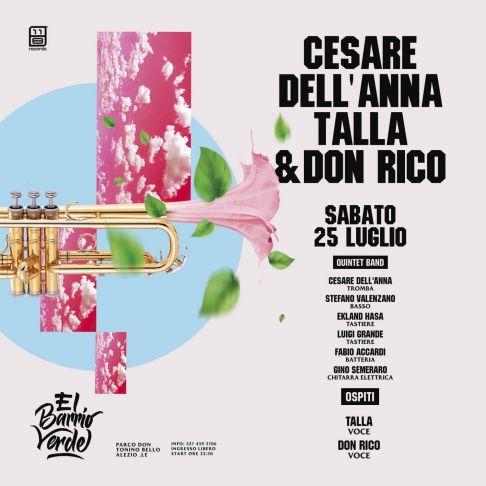 Cesare Dell'Anna, Talla e Don Rico