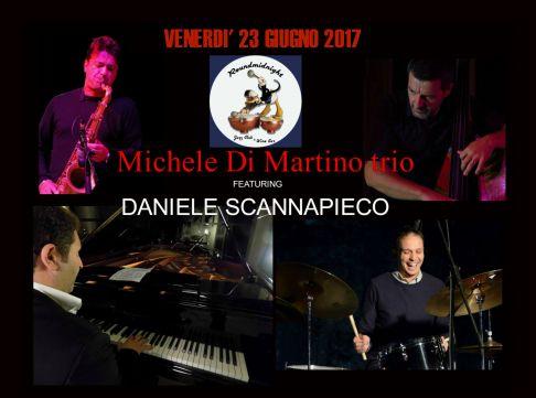Michele Di Martino Trio featuring Daniele Scannapieco