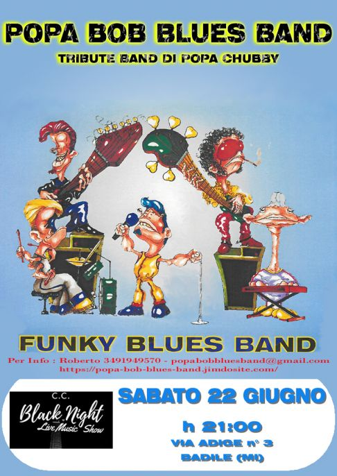 Popa Bob Blues Band