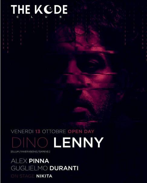 Open Day: Dino Lenny