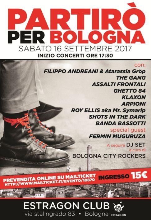 Partirò per Bologna
