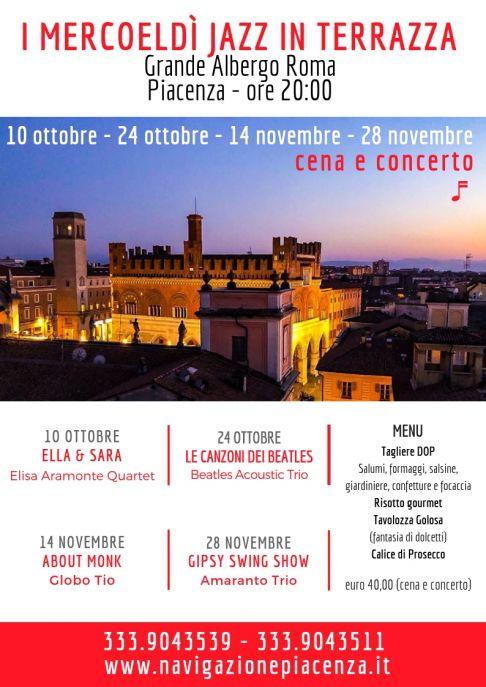 I Mercoledì Jazz in Terrazza: Le Canzoni dei Beatles
