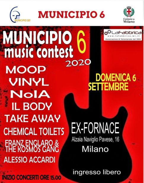 Municipio 6 Music Contest