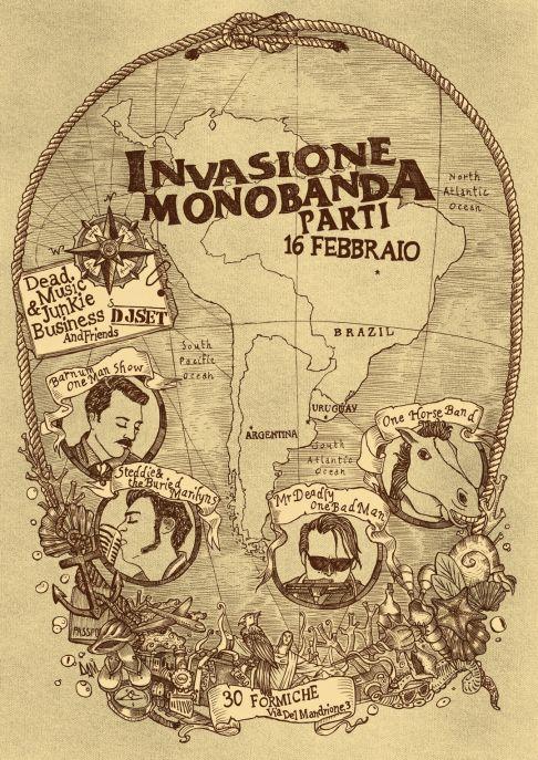 Invasione Monobanda Party