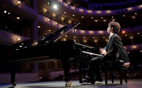Liszt Festival: Alessandro Pierdomenico E Le Eccellenze Della Musica Classica Italiana