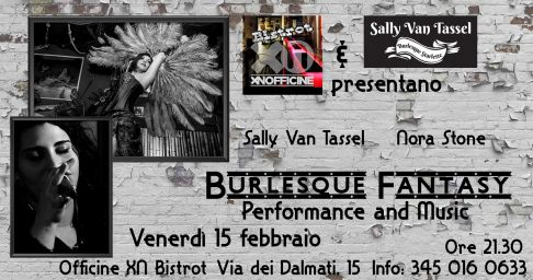 Burlesque Fantasy - Performance and Music