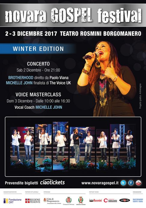 Novara Gospel Festival 2017 - Winter Edition