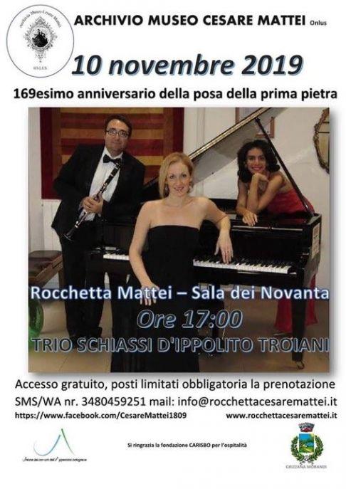 Trio Schiassi, D'Ippolito e Troiani