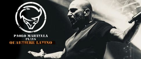 Paolo Martella plays Quartiere Latino