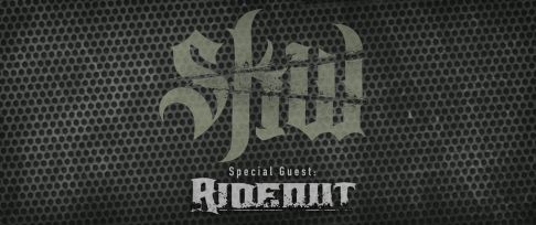 SKW - special guest Rideout