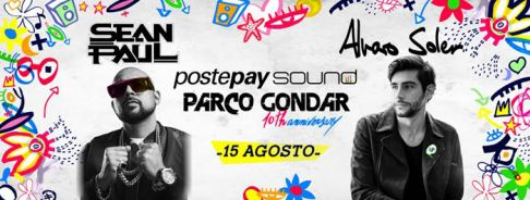 Sean Paul + Alvaro Soler