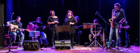 The Time Machine & The Angels Gospel Choir