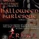 Halloween Burlesque: Show Tributo a Tim Burton