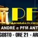 PFM in concerto all'Arena dei Templi