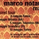 Marco Notari & Madam: Secret Tour maggio 2012