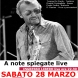 Daniele Sepe and his band: a note spiegate