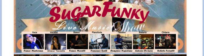 SUGAR FUNKY tribute band Zucchero Fornaciari