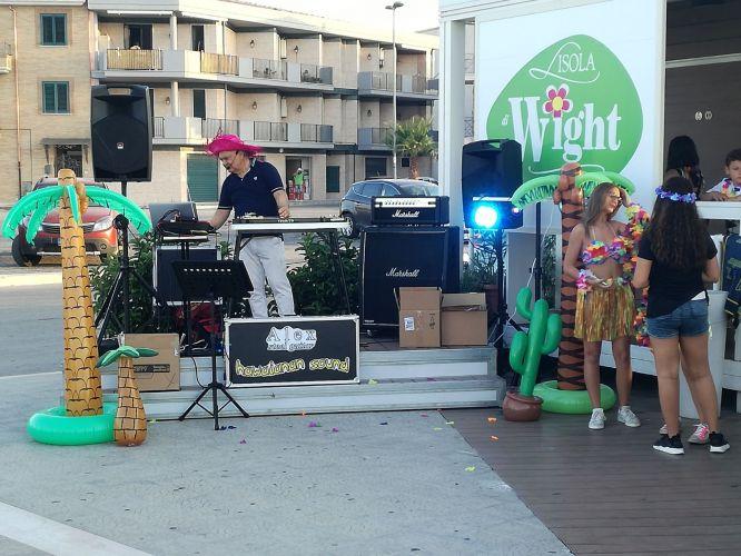 Cover Santo & johnni e musica live