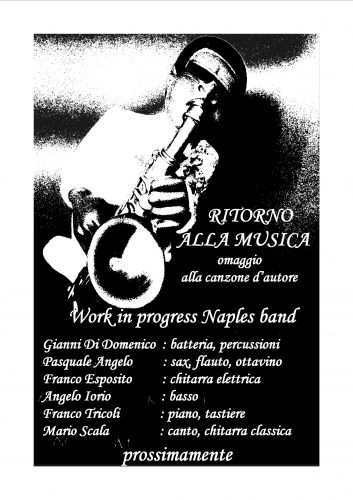 work in progress naples band