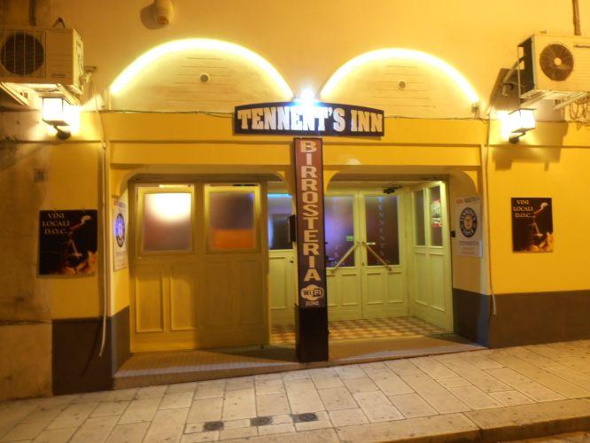 John Martins Pub Tennents