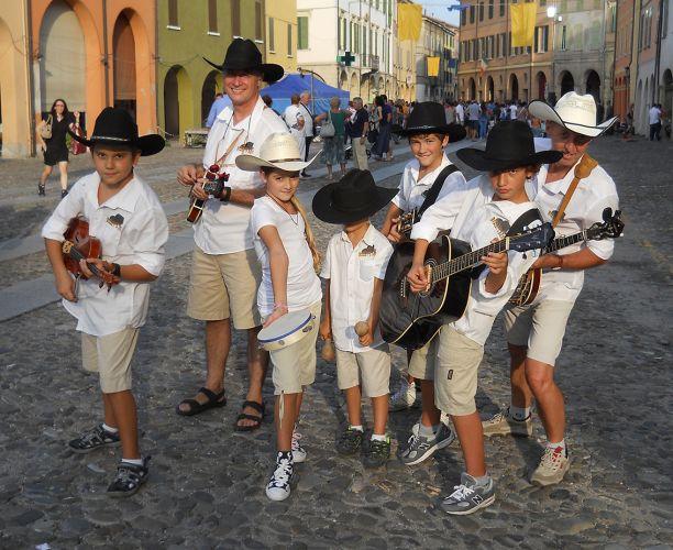 Parma Bullets Band