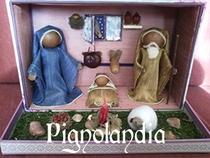 Pignolandia - Presepi artigianali